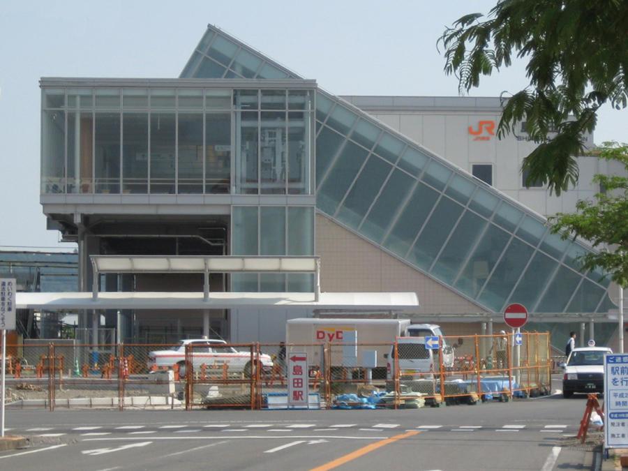 JR島田駅